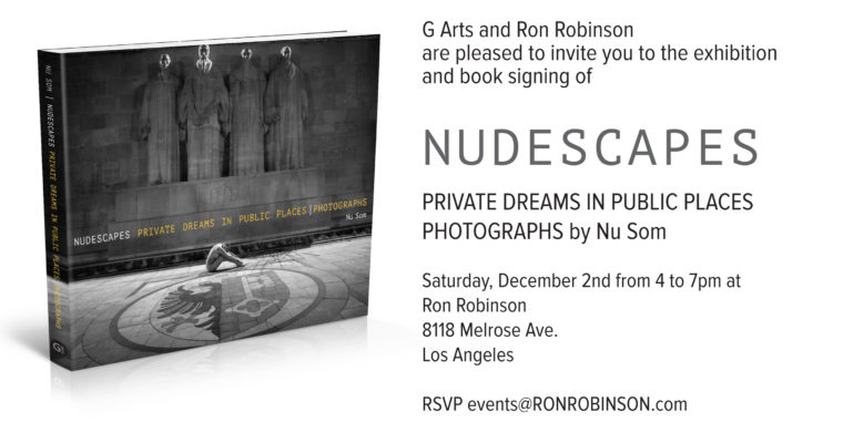 Nudescapes Book Launch