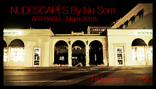 Nudescapes at Art Basel Miami 2018